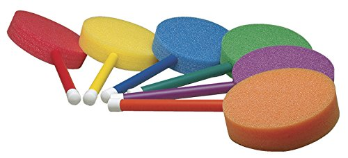 - Pull-Buoy Racquetball Lollipop Paddles, Set of 6