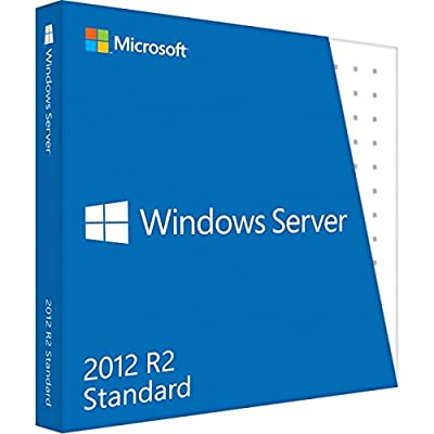 Lenovo Software 00FF245 Windows Server 2012 R2 Standard ROK (2CPU/2VMs) - MultiLang Retail
