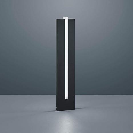Helestra LED Lámpara de pie para exteriores OKI IP54 2805lm ...