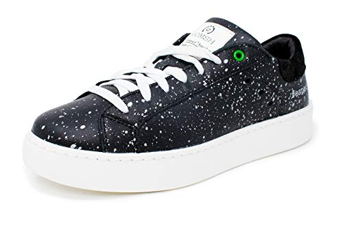 Concept argento 2017 Womsh Donna Nero Sneaker nYqPcwdv