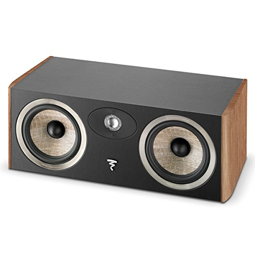 Focal Aria CC900 2-Way Bass-Reflex Center Channel (Prime Walnut)