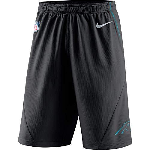- Nike Carolina Panthers Fly 5.0 Onfield Performance Shorts (Medium)