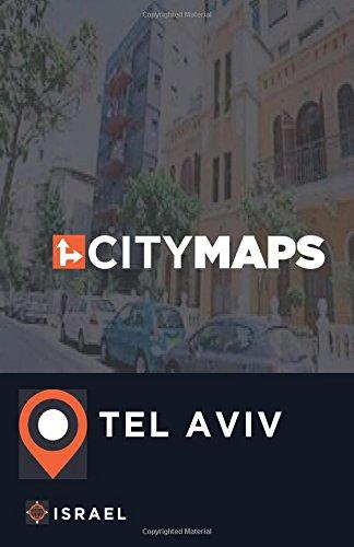 City Maps Tel Aviv Israel