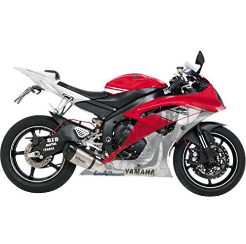 Motorcycle & ATV Automotive Leo Vince SBK GP Corsa Slip-On Exhaust ...