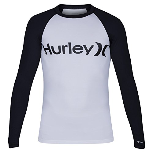 Hurley hurley rash guard 2019