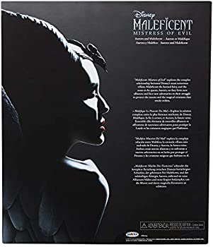 Aurora /& Maleficent Collectible Two Doll Mistress of Evil Disney Maleficent 2