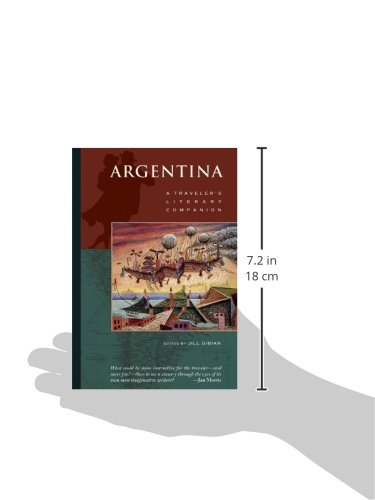 Argentina: A Travelers Literary Companion (Travelers Literary Companions)
