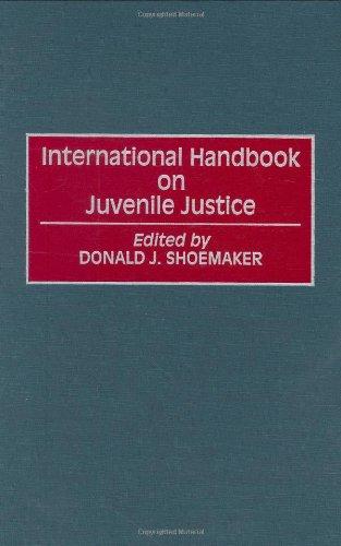 International Handbook on Juvenile Justice (Victorian Literature & Culture (Hardcover))