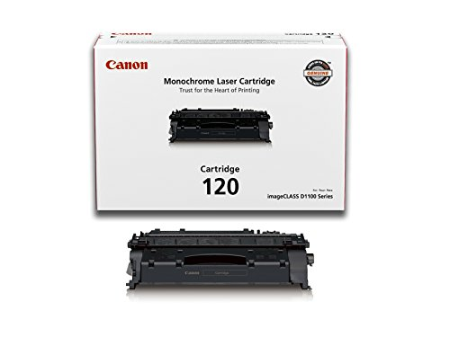 Canon Original 120 Toner Cartridge - Black