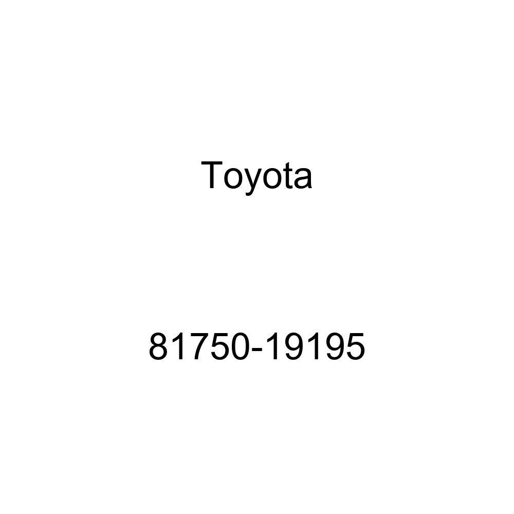 Toyota 81750-19195 Marker Lamp Assembly