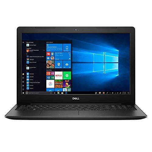 Dell Inspiron 15.6″ FHD Touchscreen Laptop Computer 10th Gen Intel Quad-Core i5 1035G1 up to 3.6GHz 12GB DDR4 RAM 512GB PCIE SSD 802.11ac WiFi Bluetooth 4.2 USB 3.1 HDMI Windows 10 Home Black