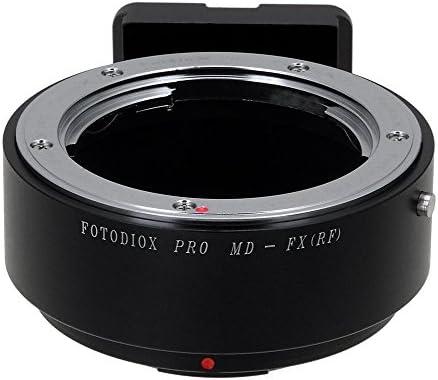 Fotodiox Pro Lens Mount Adapter, Minolta MD/MC Lens to Fujifilm X Mount Camera Body, for Fujifilm X-Pro1, X-E1 [並行輸入品]