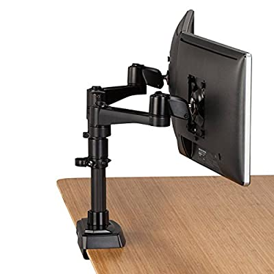 VARIDESK - Monitor Arm - Dual Monitor Arm 180 Degree by VARIDESK