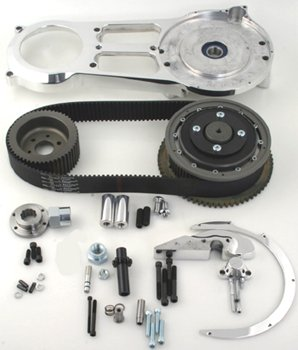 Belt Drive Kit Fits Softail 1990/2006-by-Belt Drives Ltd. by Belt Drives