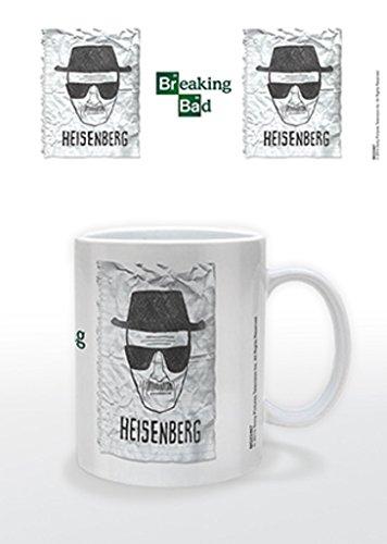 Bad Mug (Breaking Bad Mug Heisenberg Wanted)