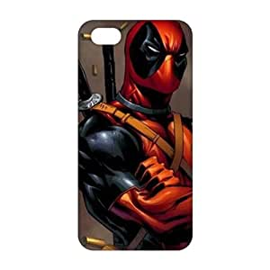 Cool-benz Deadpool 3D Phone Case for iPhone 4/4s