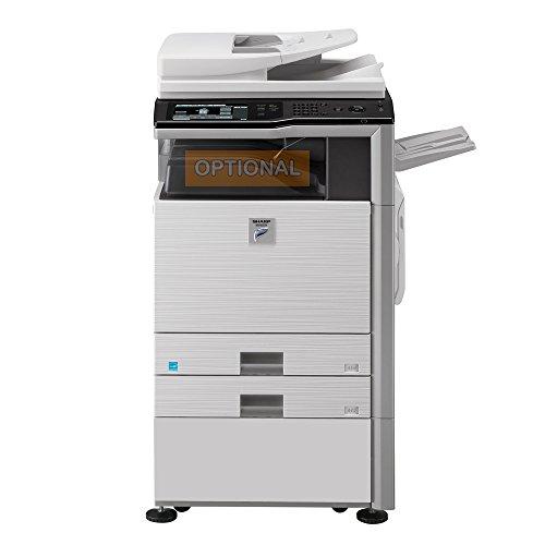 Sharp MX-M283N Black and White Laser Printer Copier Scanner 26PPM, A3 A4 - Refurbished