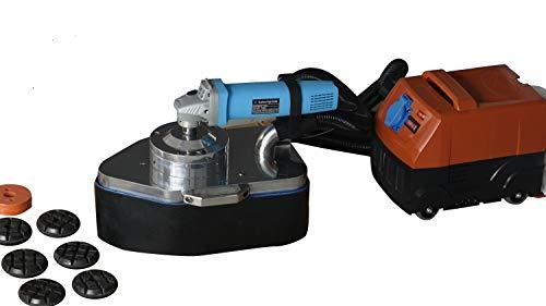 - Six Grinding Wheel Edger Edging Machine Walk Behind Concrete Trowel Machine Troweling Machine (Edger Edging Machine)