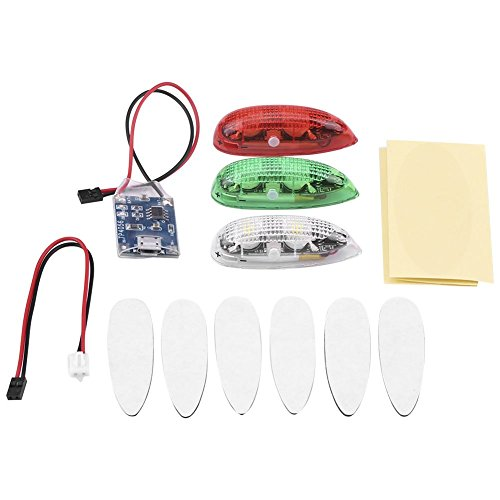 Led Light Strips For Rc Helicopters
