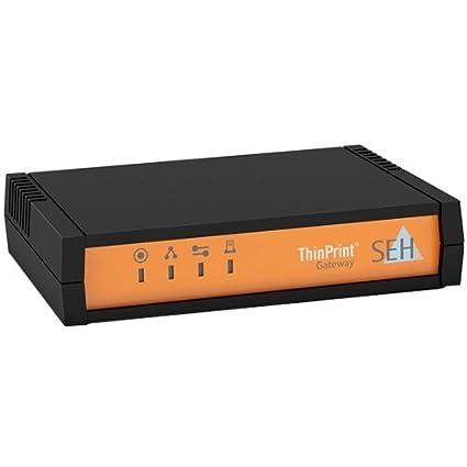 SEH tecnología thinprint Gateway TPG-25 - Servidor de ...
