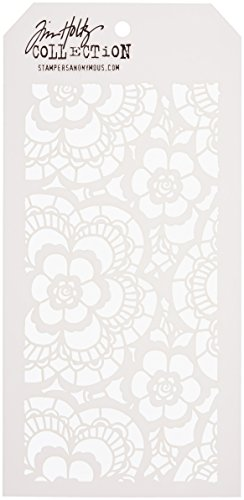 Tim Holtz Layered Lace Stencil