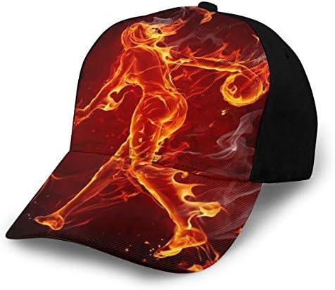 女性 バスケットボール 日よけ帽 野球帽 ゴルフ帽 ユニセックス 調整可能なフルプリント野球帽 かっこいい 四季 快適な スポーツ アウトドア 毎日
