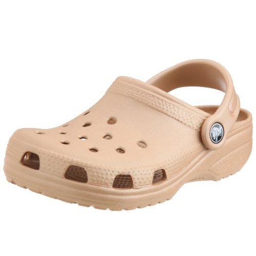 (Crocs Toddler/Little Kid Cayman Sandal Gold 1 US Little Kid / 3 US Big)