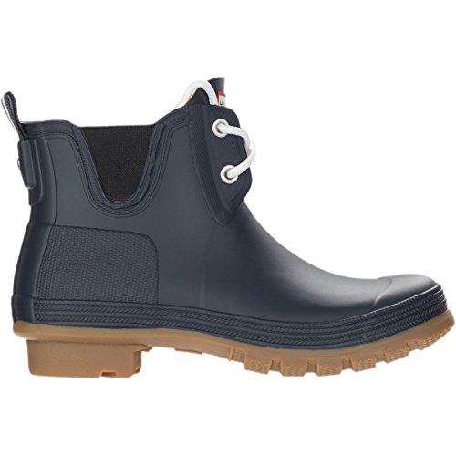 Navy Lace Sissinghurst Boots Original Up Womens Hunters Gum Boots fwqASS