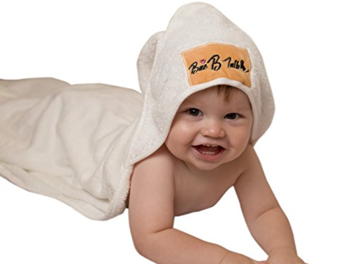 hooded towel set white - 6