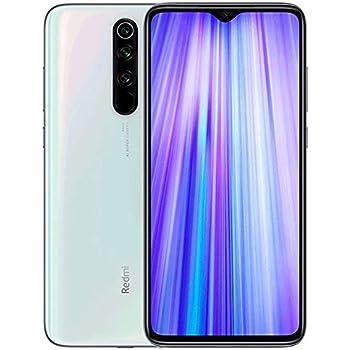 Xiaomi Redmi Note 8 Pro 128gb 6gb Ram 653 Lte Gsm 64mp Factory Unlocked Smartphone Global Model Pearl White