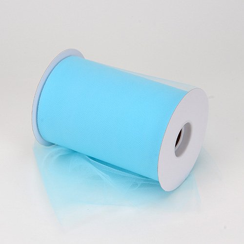 light blue tulle - 9