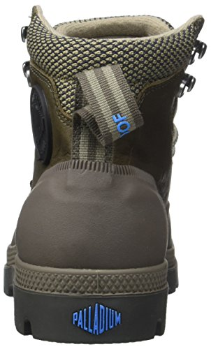 Alto Rock U Wp2 Grigio Adulto Collo Sneaker Major 0 Fallen Sporcuf Palladium Unisex Brown a A0q75