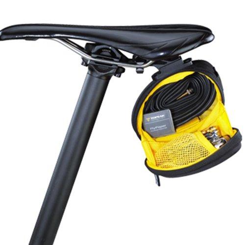 Topeak SideKick Wedge Pack Sattel Tasche Fahrrad Seitliche Öffnung Wasserabweisend QuickClick, 15000070