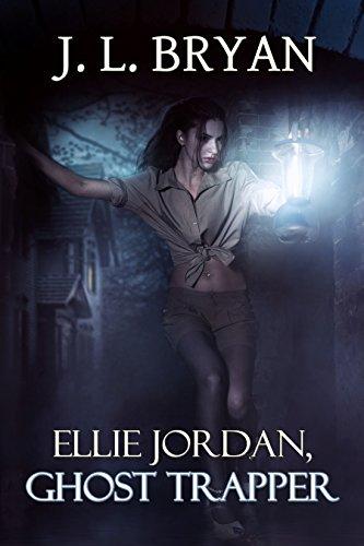 """Ellie Jordan, Ghost Trapper"" av JL Bryan"