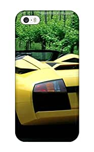 Best New Super Strong Lamborghini Murcielago 23 Tpu Case Cover For Iphone 5/5s 9137794K39589892