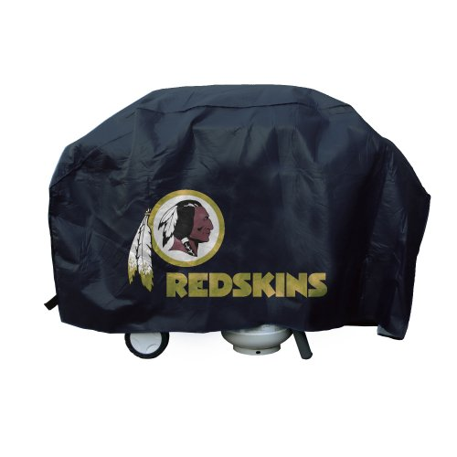 NFL Washington Redskins Economy Grill Cover (Grill Cover Redskins)