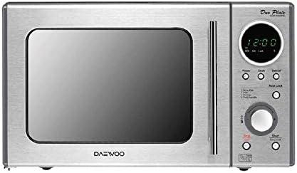 Microondas monofonction Daewoo kor-8bmrduo: Amazon.es: Grandes ...