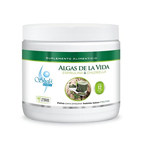 Amazon.com: Algas de la Vida- Espirulina Shelo Nabel: Health & Personal Care