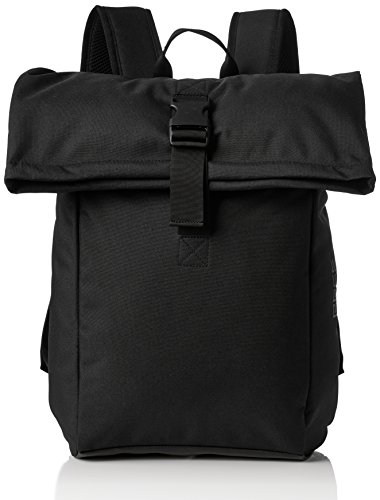 BREE Punch Style 93, Black, Backpack M, Unisex Adults' Shoulder Bag, Schwarz (Black), 12x45x41 cm (B x H T) (Bree Punch)