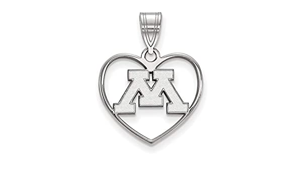 925 Sterling Silver Officially Licensed University College of Arizona Large Pendant