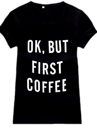 erdbeerloft - Camiseta - Opaco - para mujer negro