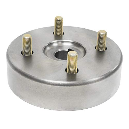 - Scag Genuine OEM Wheel Hub 461438 Wheel Motor Hub Brake Drum Assembly with Studs