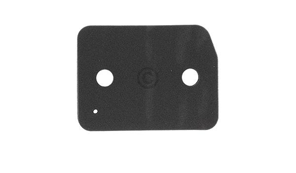 Filter für Miele Edition 111 T8861WP Ersatzfilter Schaumstofffilter