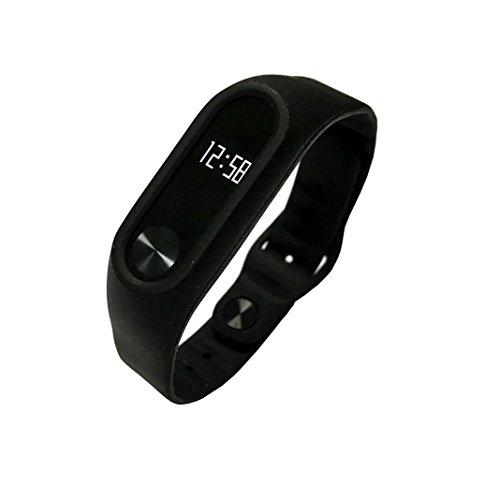 Sisit Bracelet à bracelet en silicone de style nouveau bracelet en silicone pour Xiaomi Mi Band 2