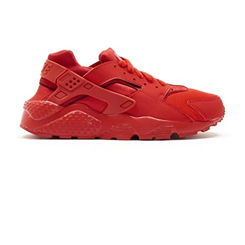 Nike Huarache Little Kid's Running Shoes University Red/University Red 704949-600 (2.5 M US) by Nike (Image #5)