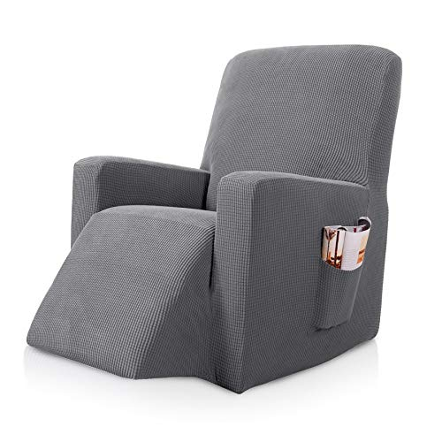 4 Piece Lazy Boy Recliner Cover Stretch Recliner Slipcover Couch Cover Chair Cov