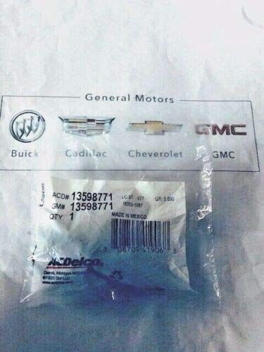 General Motors 13598771 - OEM Part - Gm Oem Part Numbers