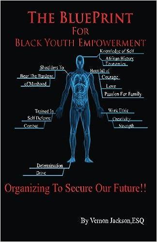 The blueprint for black youth empowerment organizing to secure our the blueprint for black youth empowerment organizing to secure our future vernon jackson 9780692836712 amazon books malvernweather Gallery