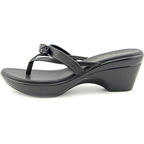 Slip Sandals Callisto Black California of Lassye On qFfRO6