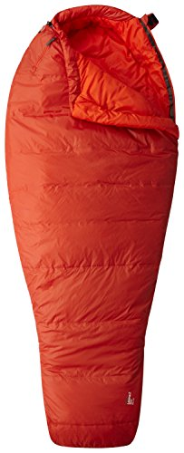 Mountain Hardwear Lamina Z Spark 34 Sleeping Bag - Flame Long